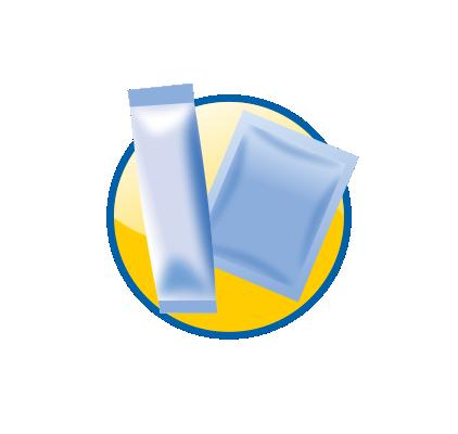 Упаковочные стики и саше